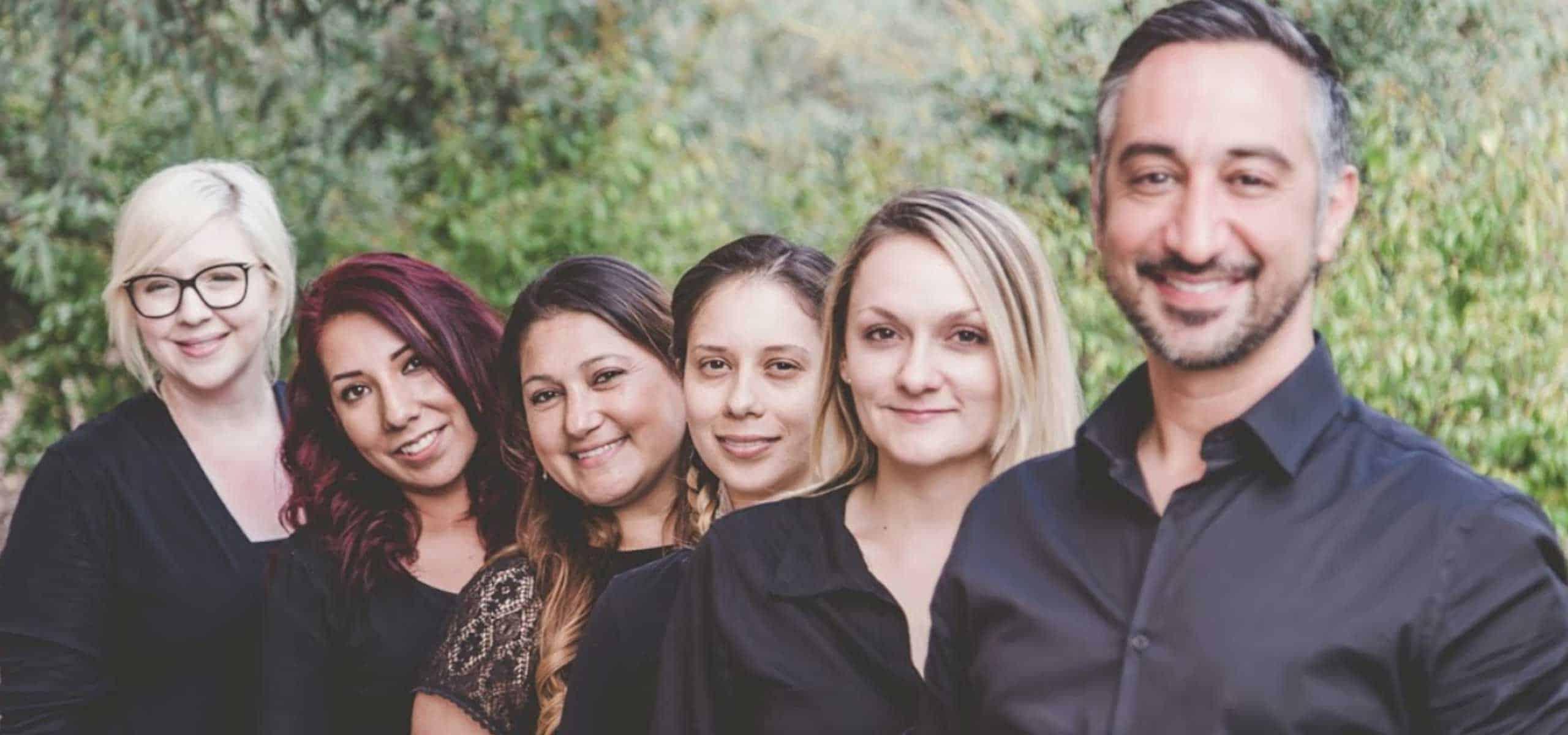 Salmassian Orthodontics Team