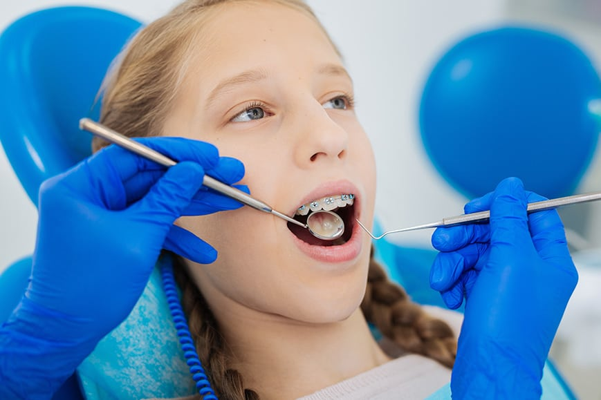 First Orthodontic Consultation